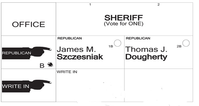 Massive Voter Turnout Early On in Livingston County Sheriff's Primaries