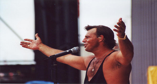 Sammy Kershaw headlines Jam at the Ridge 2013