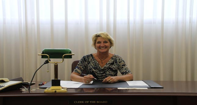 Virginia Amico to retire as Livingston County Clerk of the Board