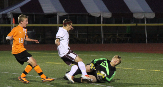 BOYS SOCCER: Raiders fall to Keshequa, 6-1