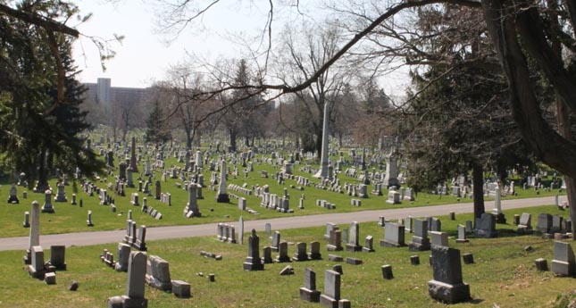 Rochester to Celebrate 175th Anniversary of Mount Hope Cemetery