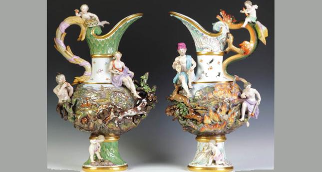 Cottone Auction Grosses $2.2 Million at Fall Fine Art & Antiques