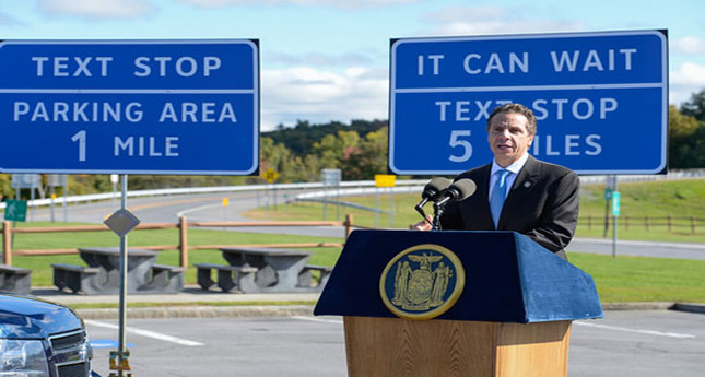 New Highway Signs Look to Reduce Texting While Driving