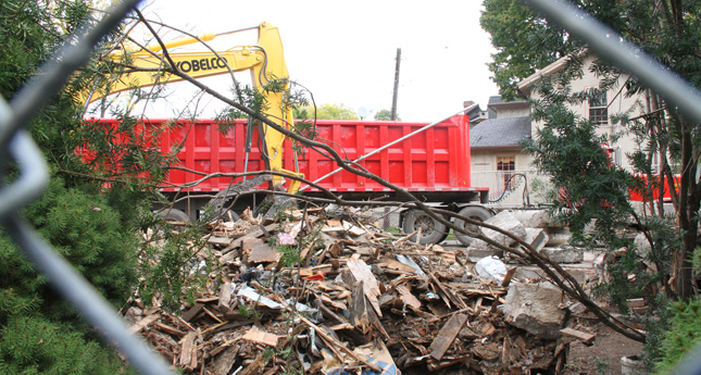 Town of Avon Looking to Mirror Village on Home Demolitions
