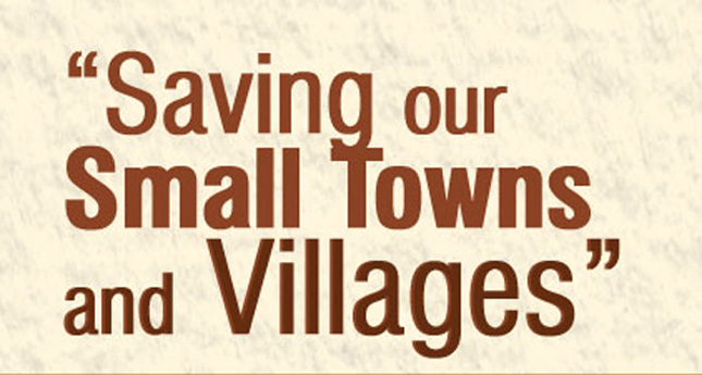 """Lima Village Workshop Looks to """"Save Our Small Towns"""""""