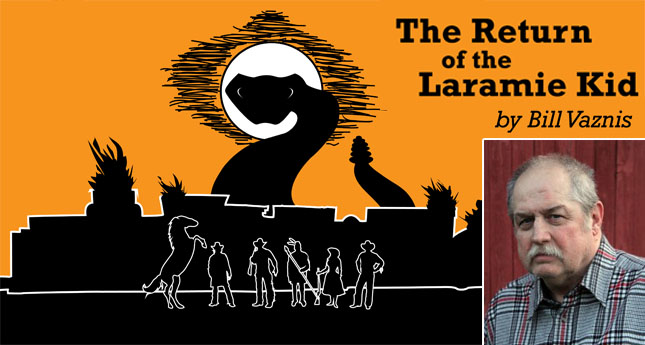 """Local Outdoors Writer Publishes First Novel, """"The Return of Laramie Kid"""""""