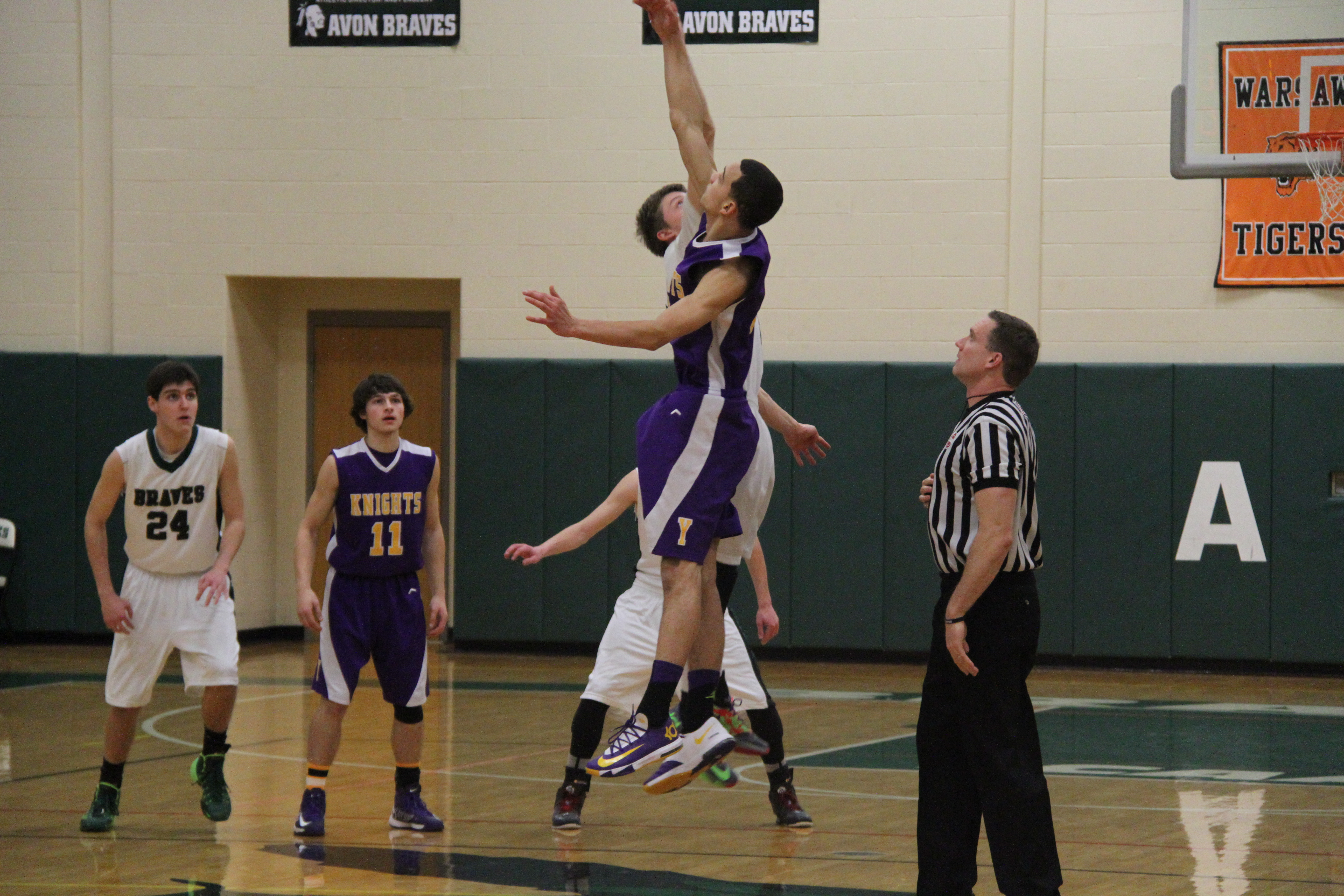 Boys Basketball: Cronmiller and Allen Lead Livonia in Blowout