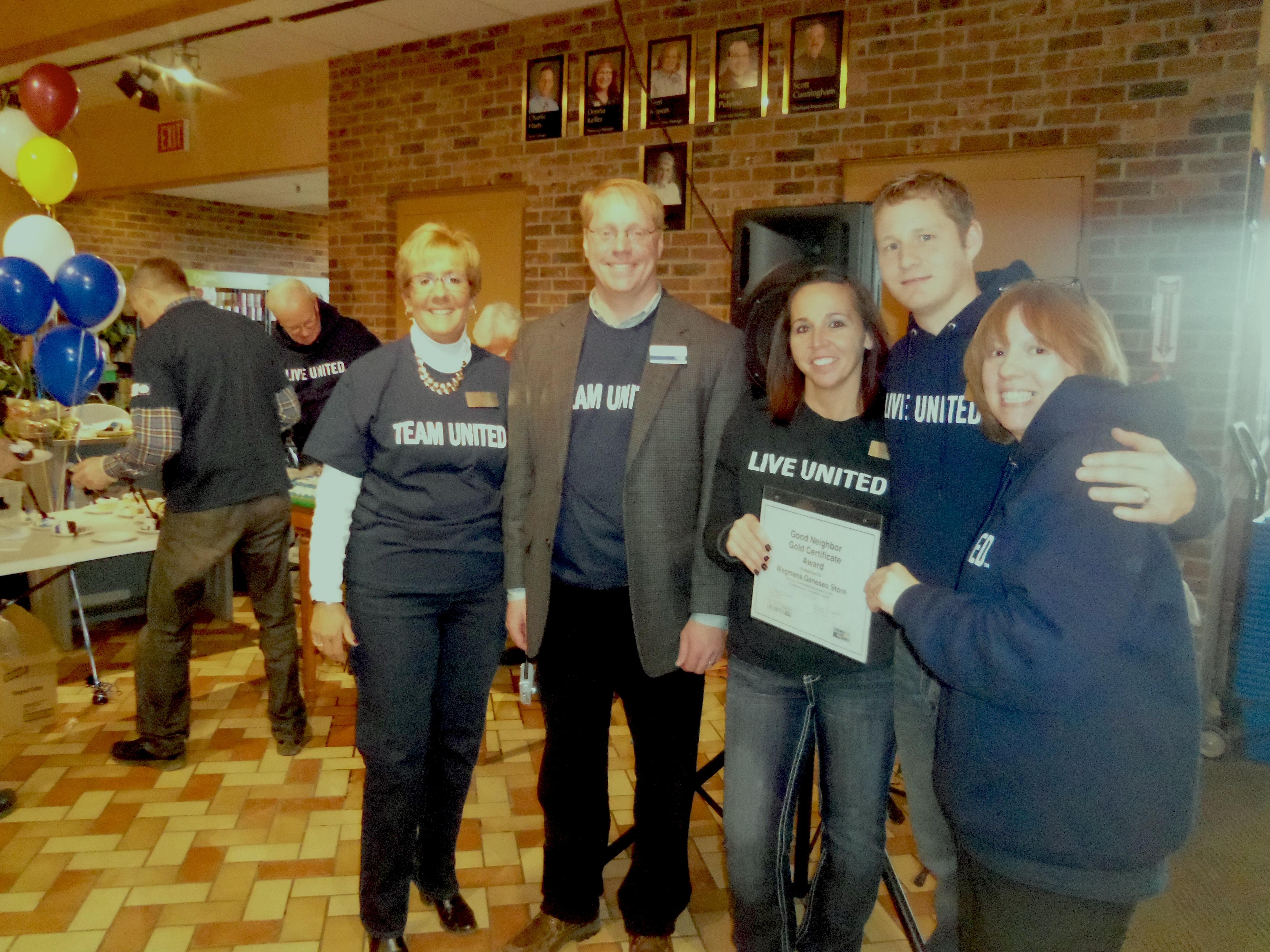 Wegman's Employee Appreciation Day