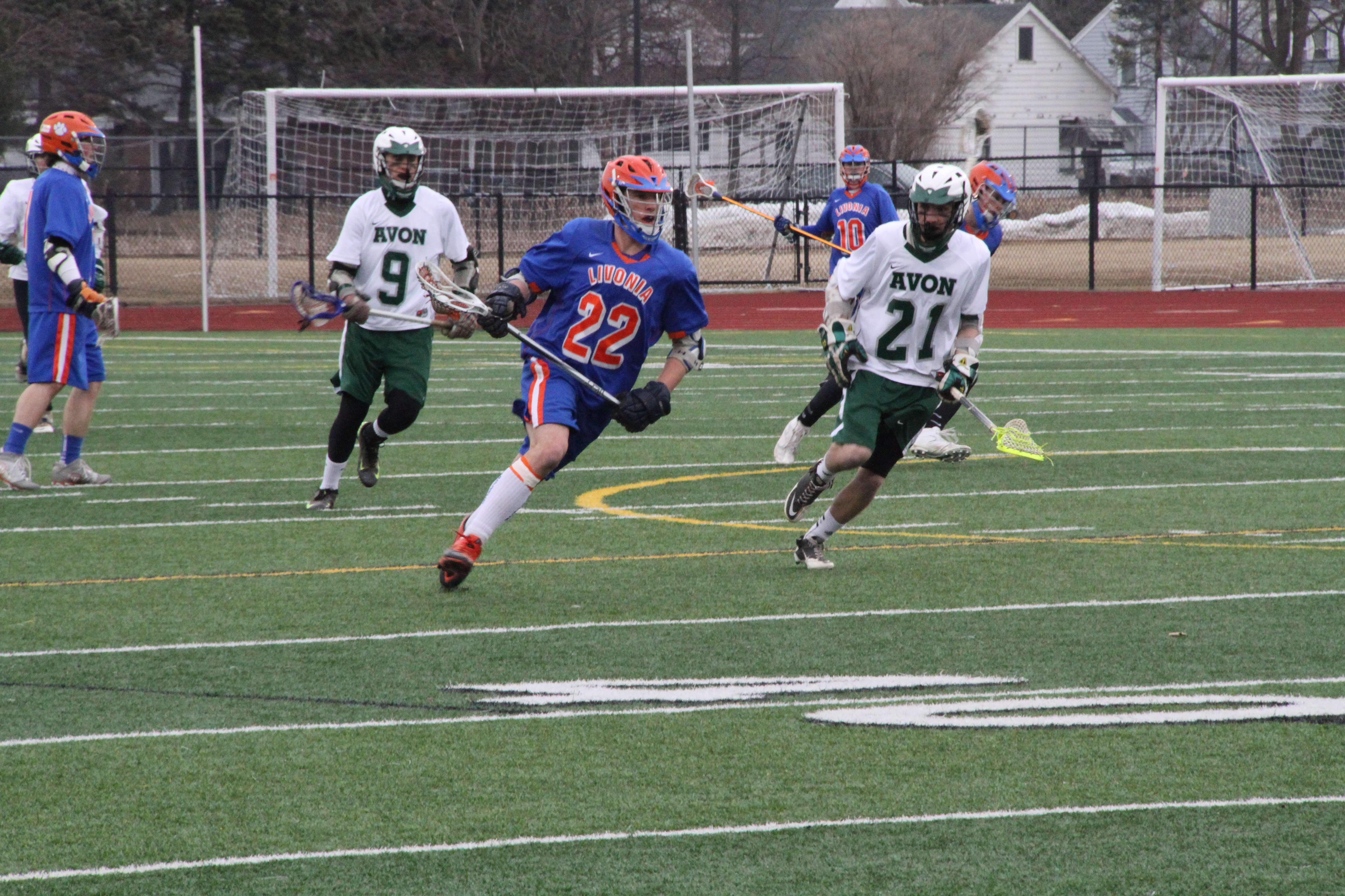 Boys Lacrosse: Livonia's Mohnkern tallies 8 in win over Avon