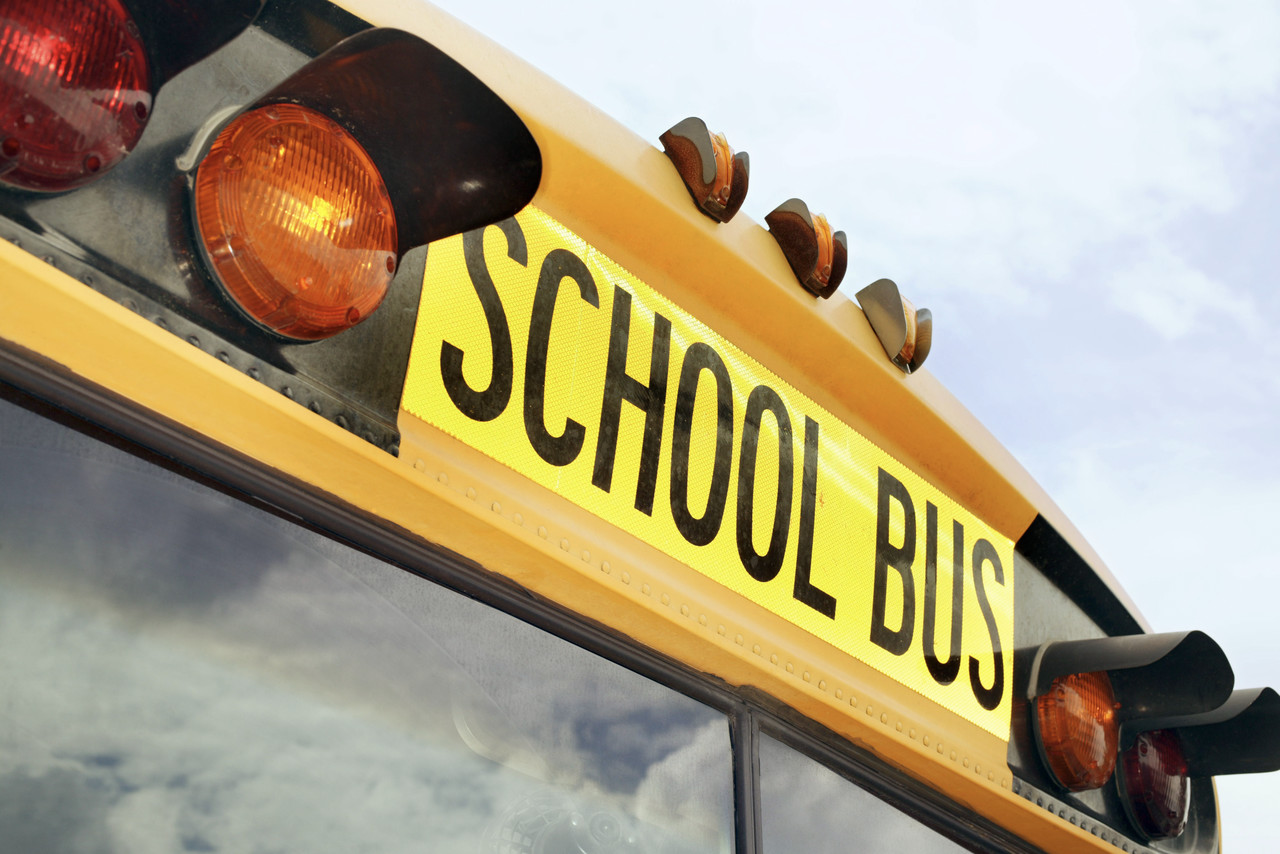 School Bus Accident in Mount Morris, No Injuries Reported