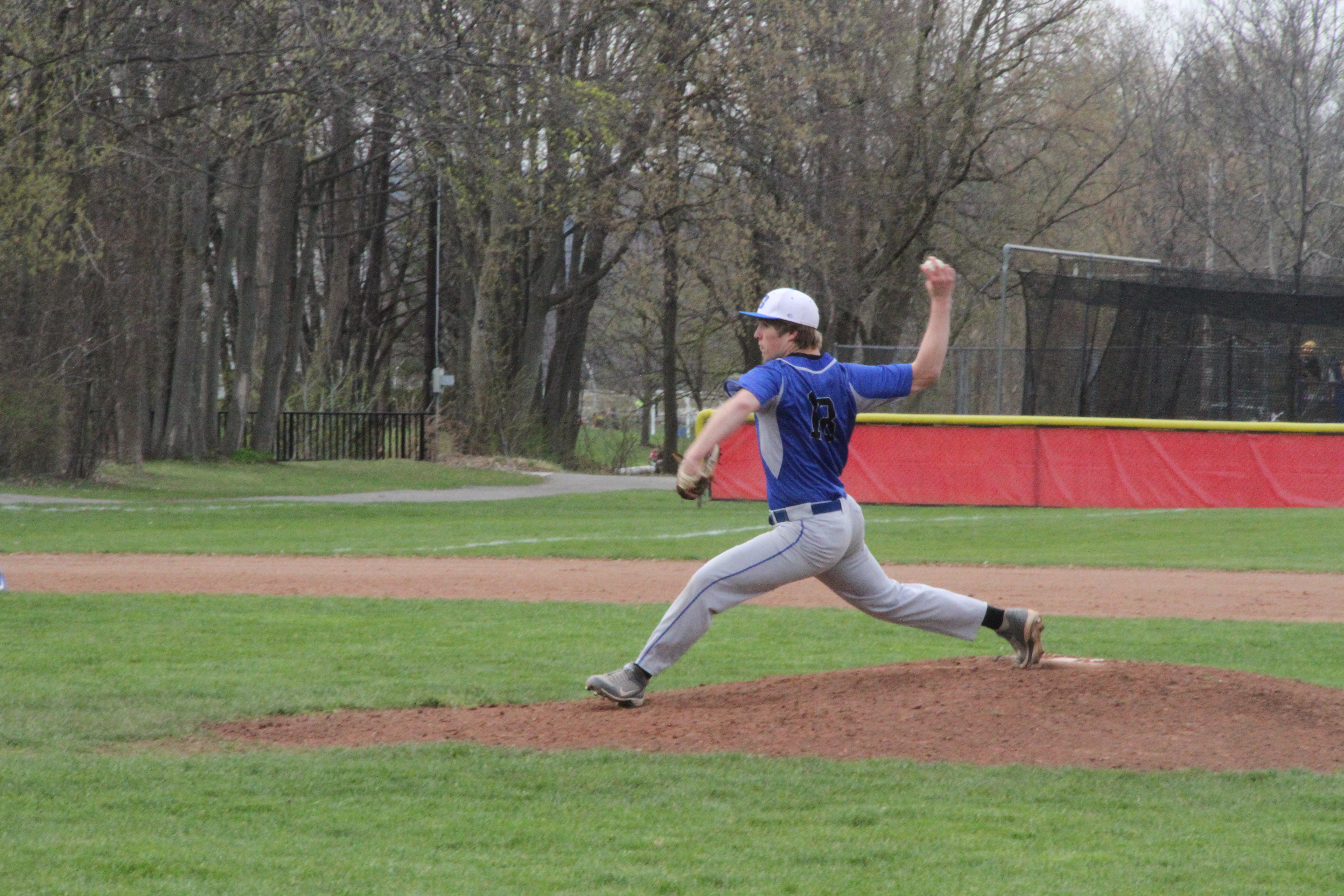 Baseball: Phelps cruises to two-hitter in Geneseo win