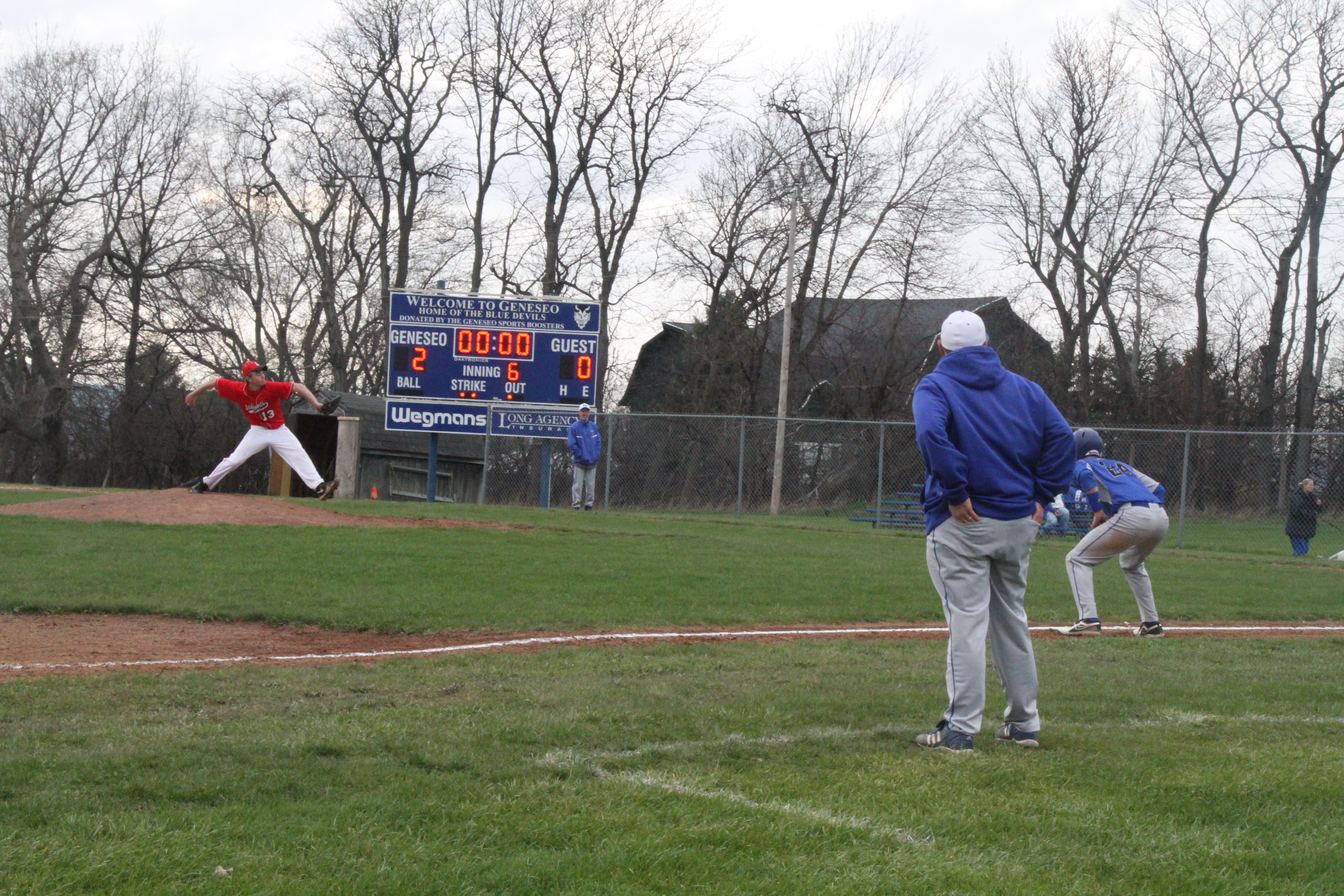 Baseball: Kelly, Phelps shut down Letchworth