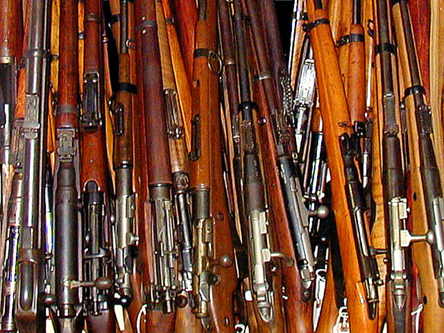State Legislature Pushes for Rifles in Livingston County