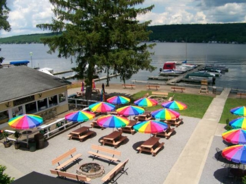 Beachcomber Becoming Hotspot for Tourism on Conesus Lake