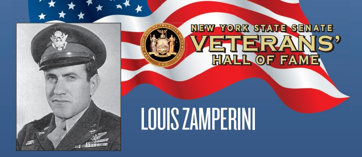 Olean Native and WWII Hero Inducted into New York State Senate Veterans' Hall of Fame