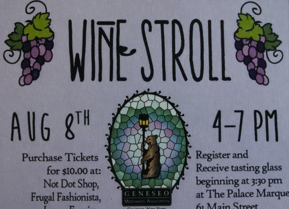 GMA Wine Stroll Sweetens a Great Weekend