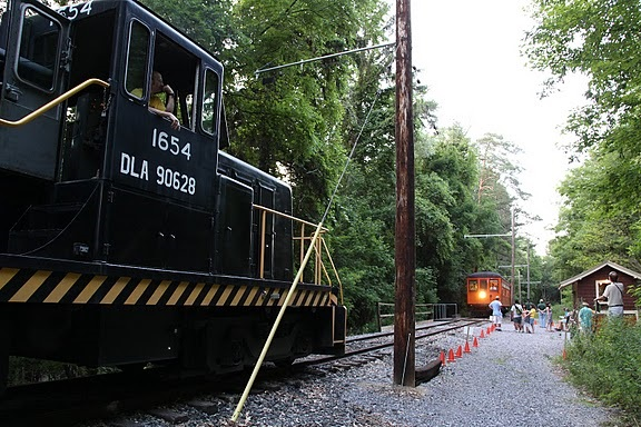 Trains at Twilight Special this Saturday