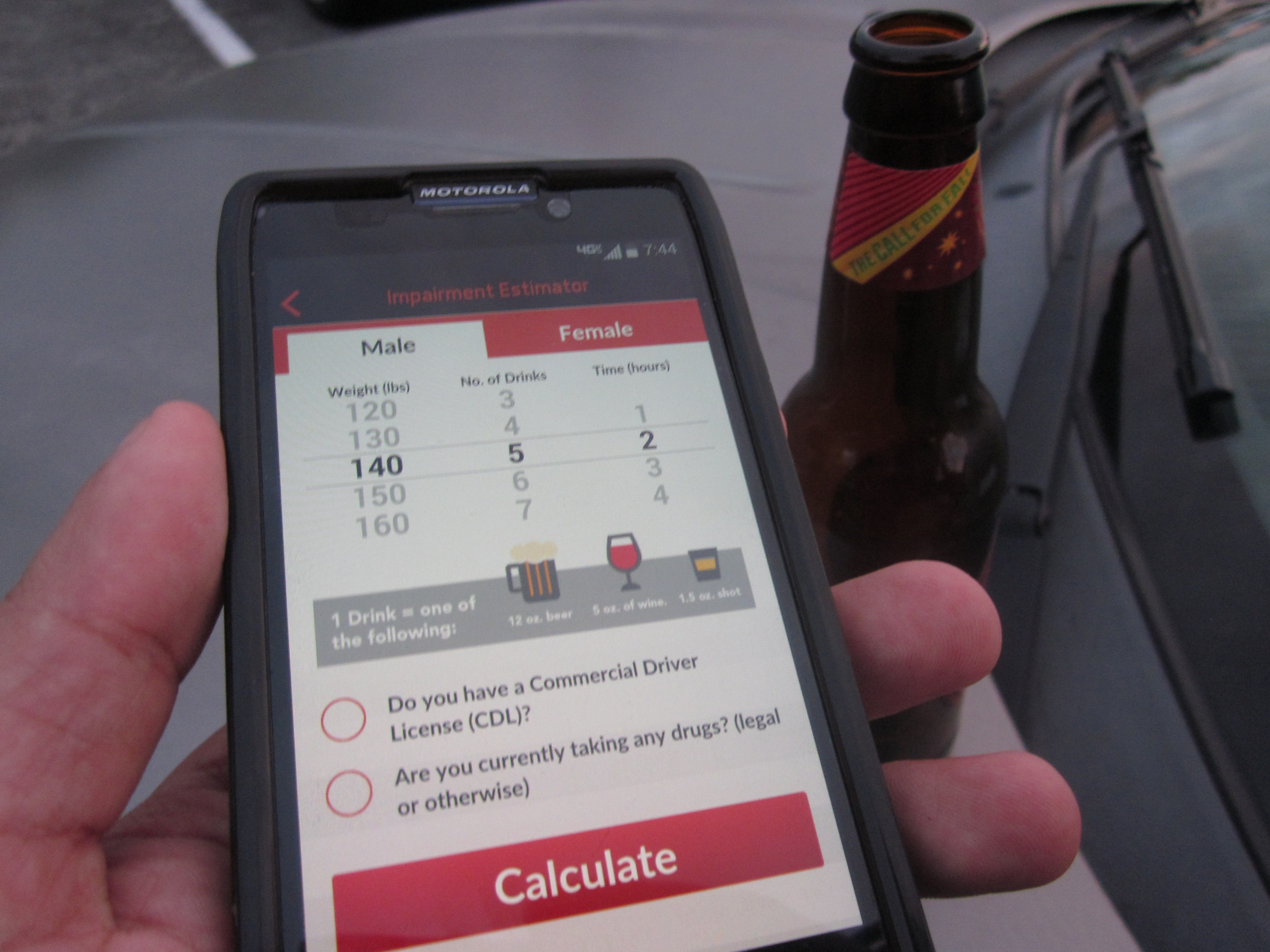 Sheriff Dougherty Encourages DWI App Use For Awareness