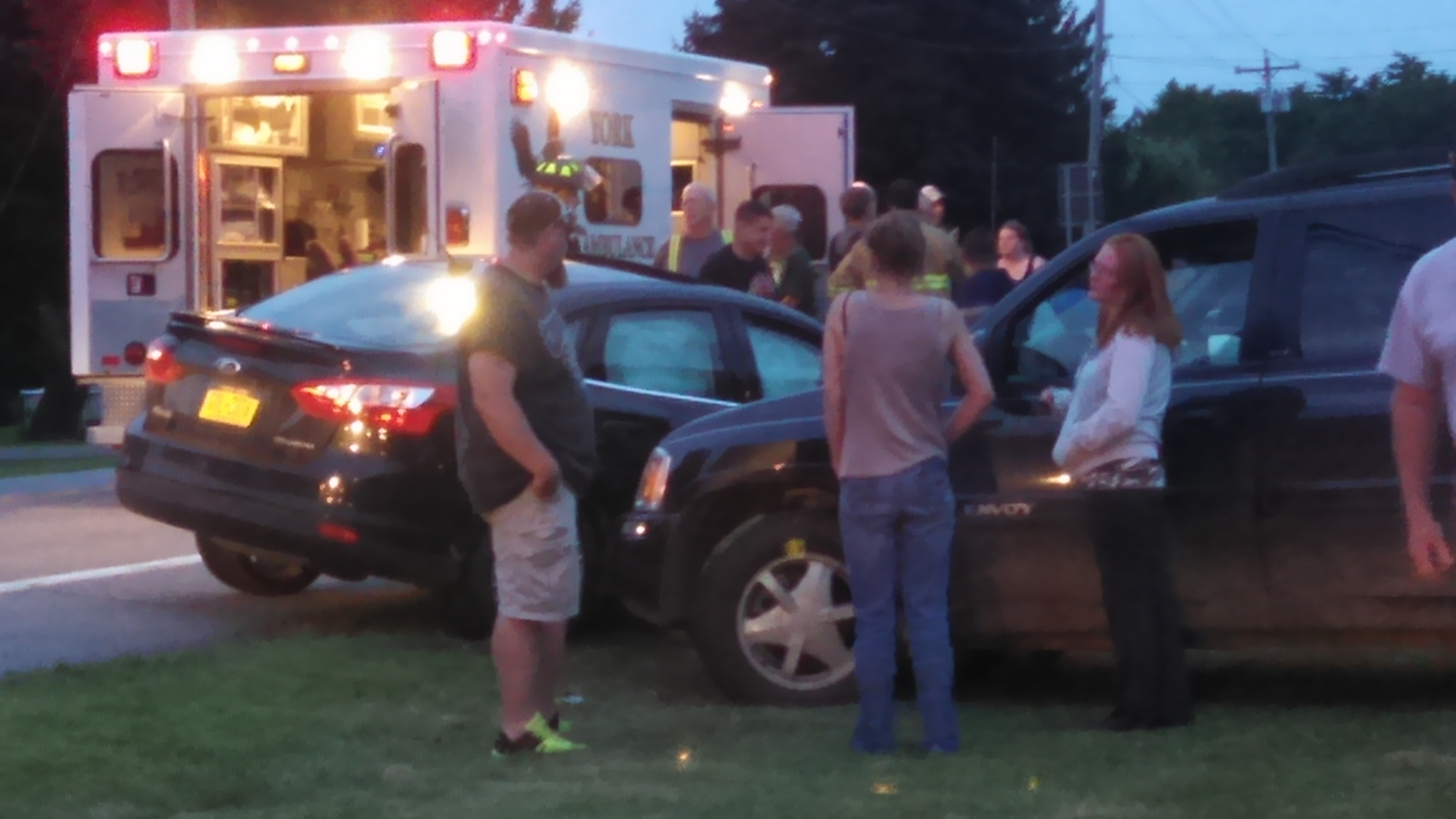 UPDATE: Accident Near York School Property