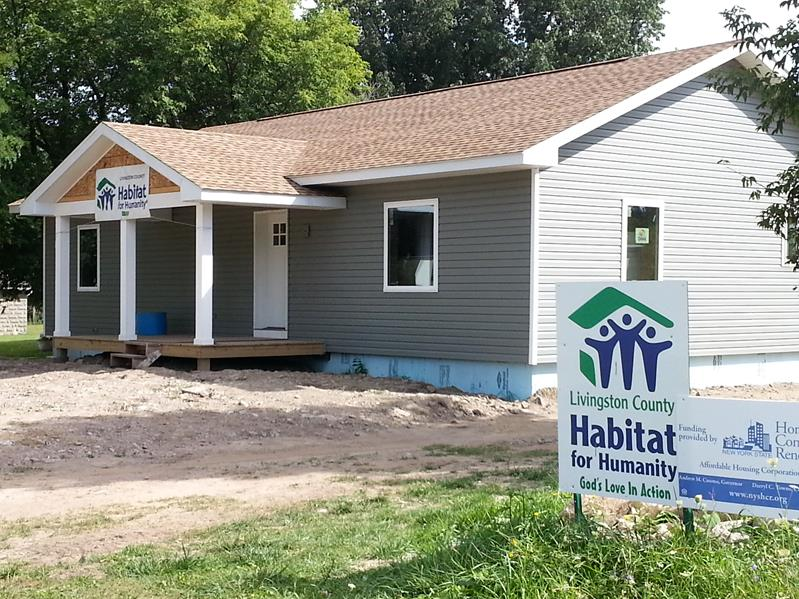 Caledonia Habitat for Humanity Project Hoping to Raise Money