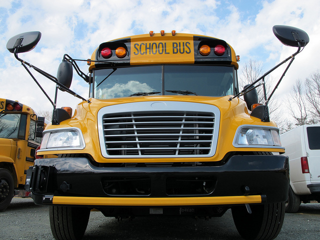 Sheriff and School Officials Urge Driver Awareness Around Buses