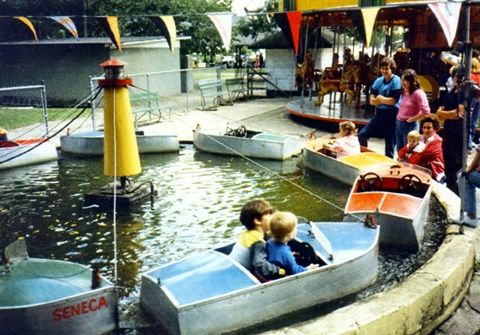 Early Support from Town of Geneseo for Long Point Park Revitilazation