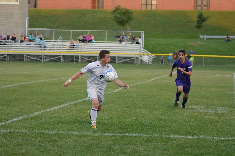 BOYS SOCCER: Geneseo Holds Off Pavillion