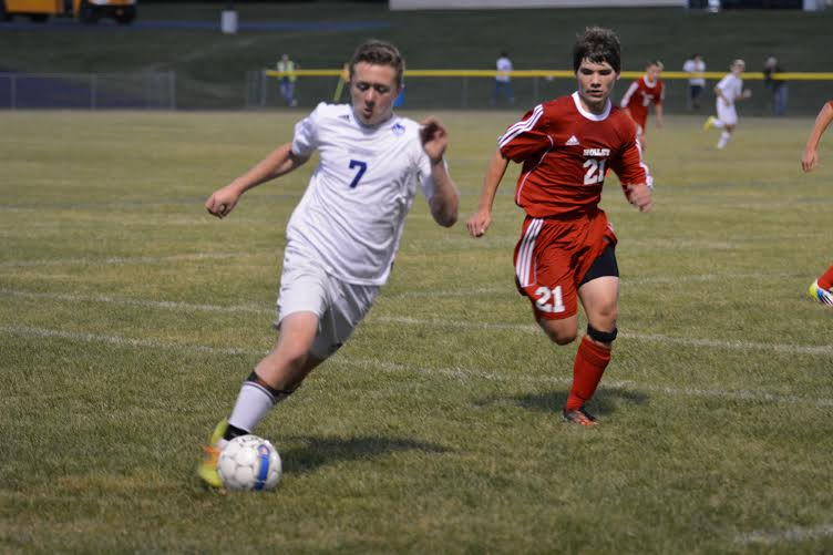 VARSITY SOCCER: Geneseo Shuts Out Holley