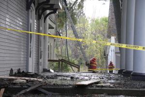 100914 Nunda House Fire