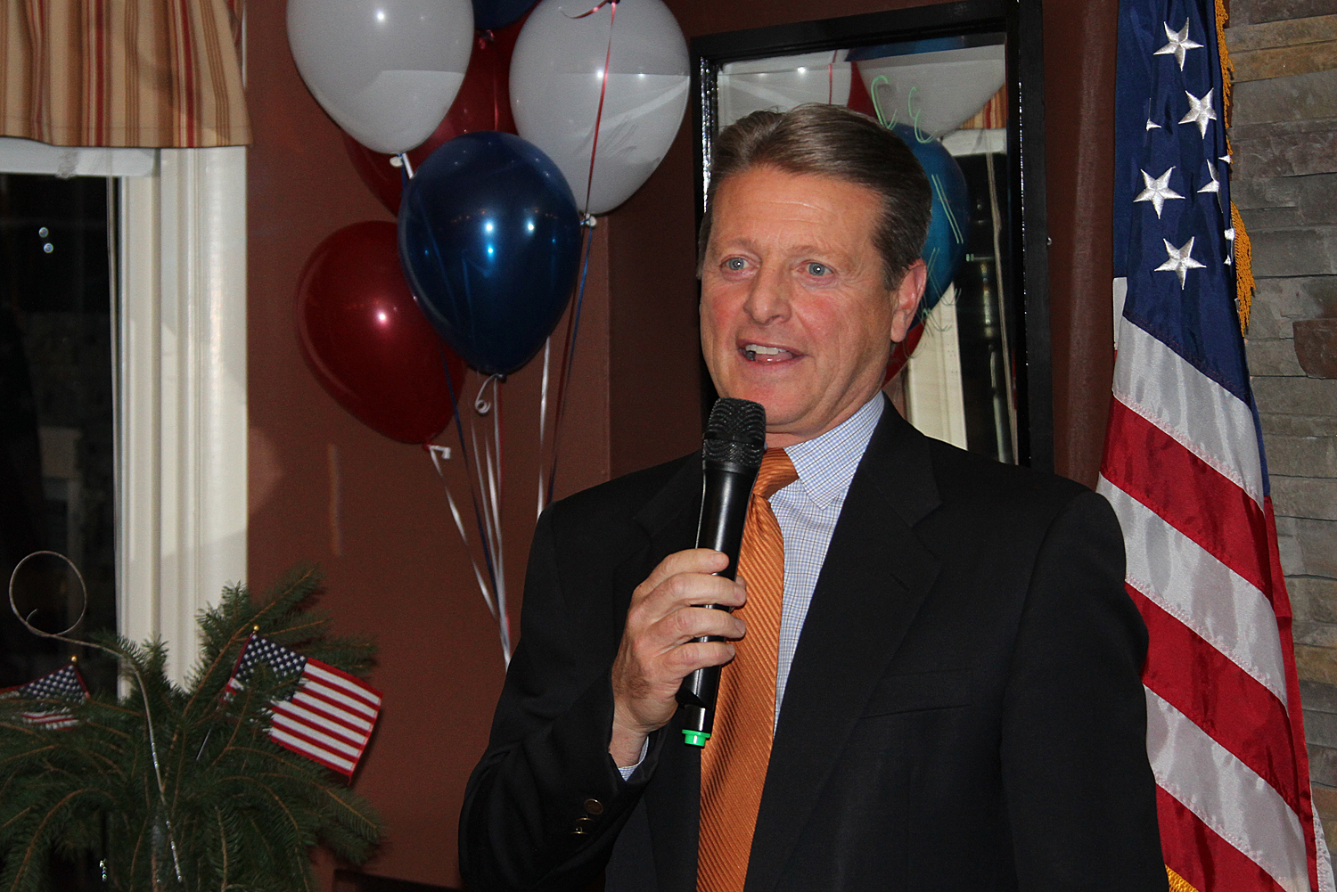 Senator Gallivan Fighting for Western New York Ideals