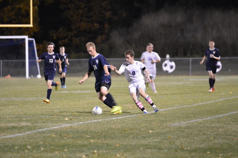 BOYS VARSITY SOCCER: Geneseo Senior Night Brings an Emotional Win