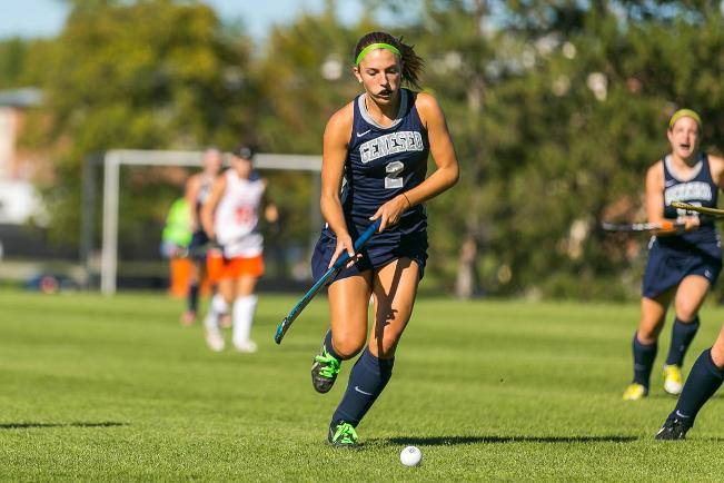 SUNY Geneseo Field Hockey Crushes Brockport