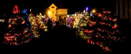 Dansville Chamber of Commerce Brings Winter to the Village