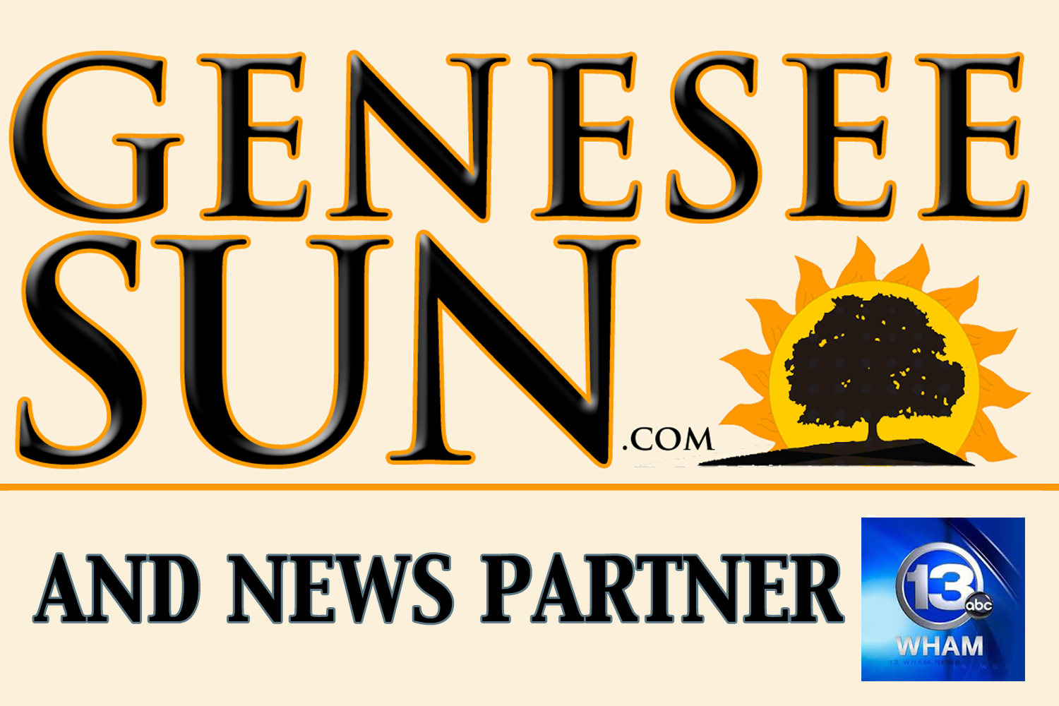 GeneseeSun.com and 13WHAM Announce New Partnership
