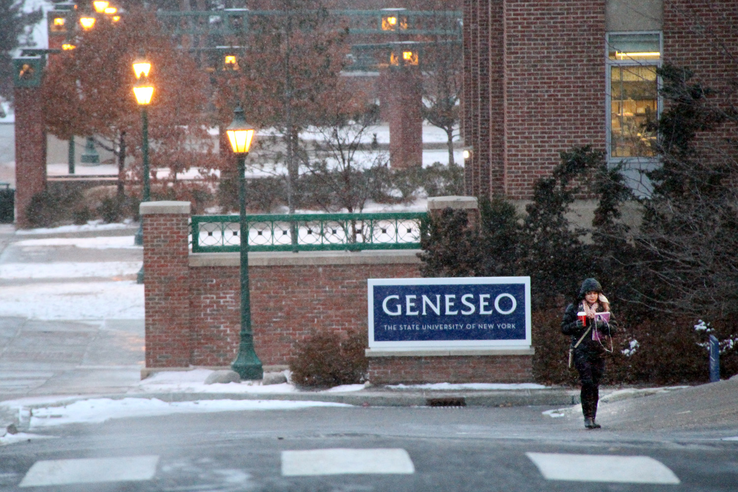 County and Campus Offer Condolences and Services to Geneseo