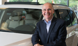 Dom Genova, President of Genesee Valley Motors. (Photo/ Jeff Witherow)