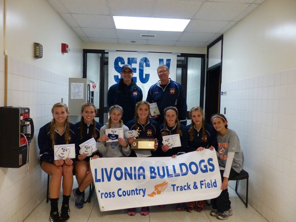CROSS COUNTRY: Livonia Women Claim Sectional Title