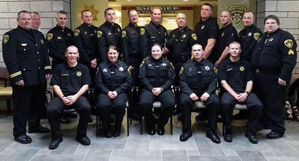 Sheriff's Office Welcomes Seven New Corrections Grads
