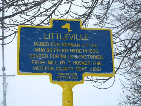 Treasured 'Littleville' Recognized by New Historical Marker
