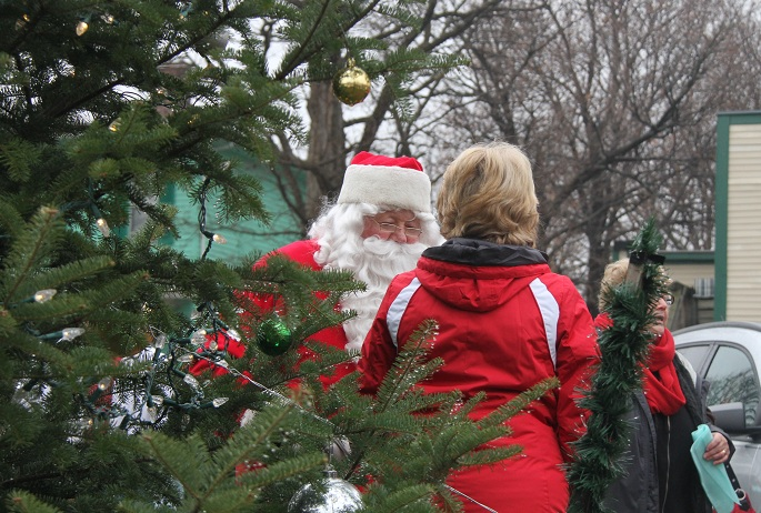 Tis the Season, Lima Tree Lighting Ceremony Returns this Saturday
