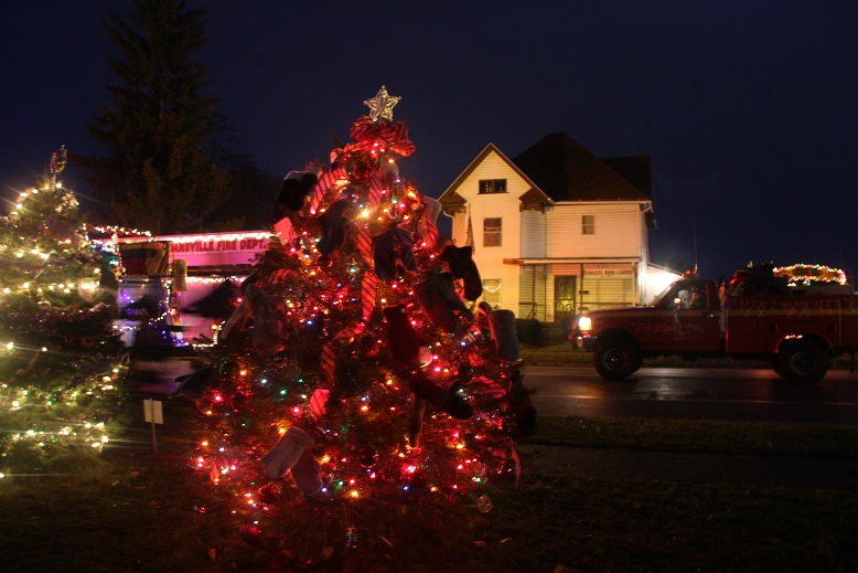 Dansville Winter in the Village Brightens Holidays for People in Need