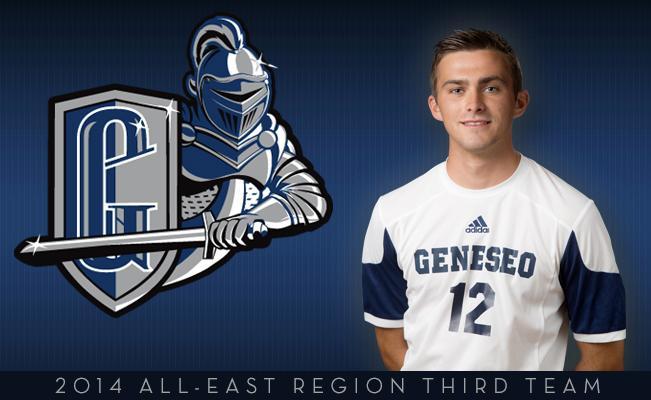 SUNY Geneseo Soccer Player Added to NCAA Team