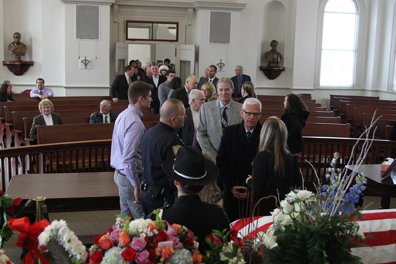 Community Gathers to Call on Beloved Judge Ron Cicoria