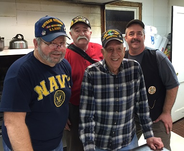 VFW Spaghetti Dinner Brings Community Heroes Together