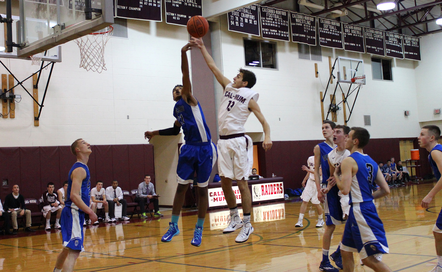 BOYS BASKETBALL: Cal-Mum Mounts Comeback to Defeat Geneseo