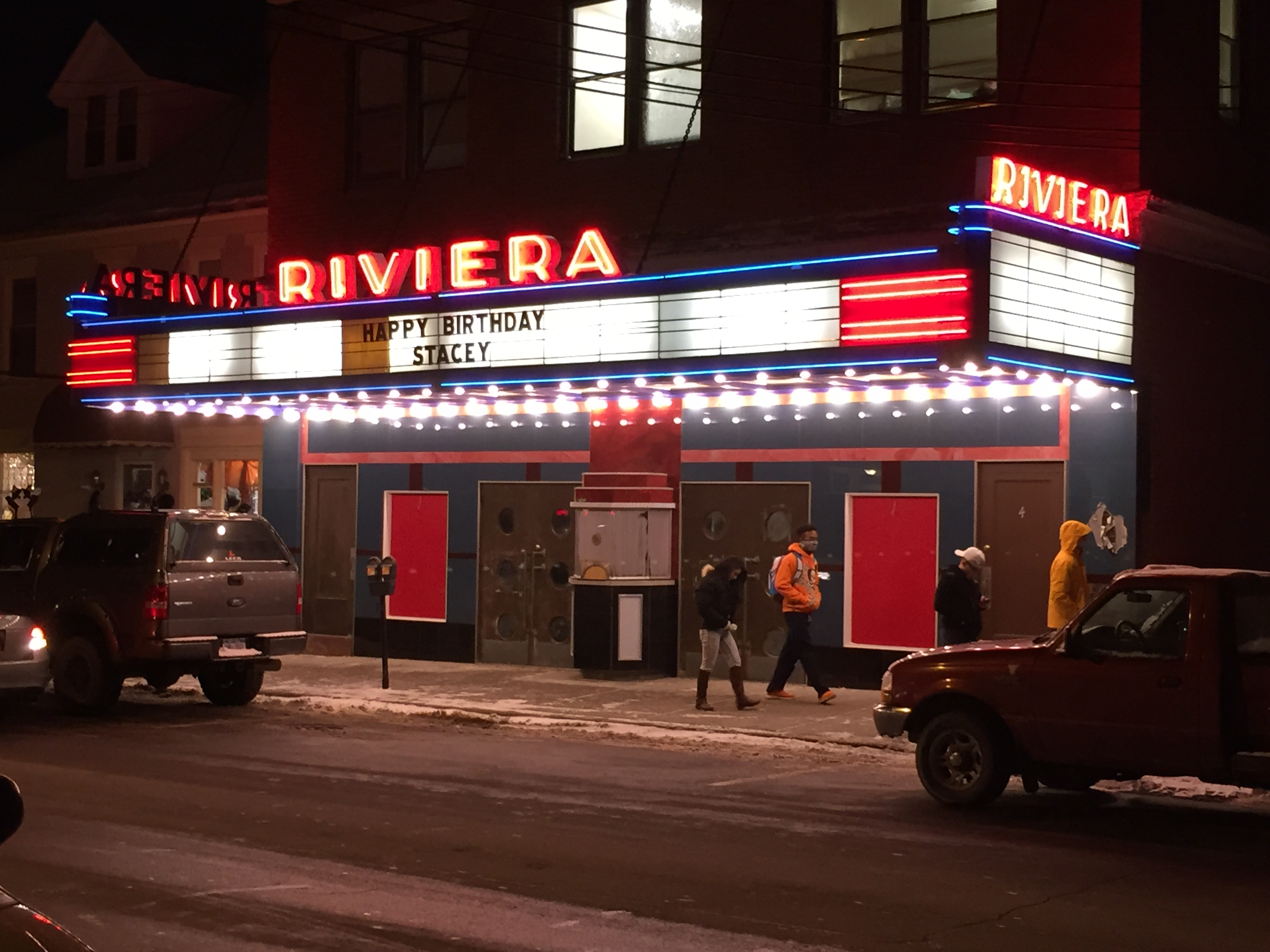 "Riviera Theatre Presents ""A Year in Review"""