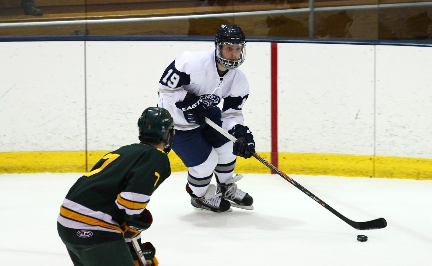 SUNY Geneseo Shuts Out SUNY Brockport