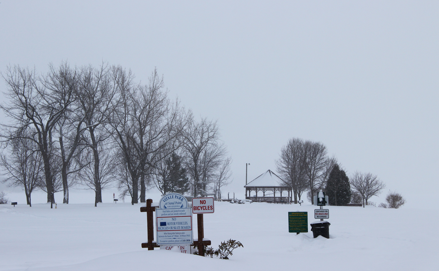 Dangerous Windchills Continue for Genesee Valley