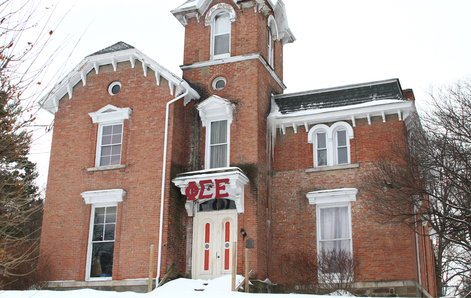 FROM THE PUBLISHER: Deadly Frat Has No Place in Geneseo