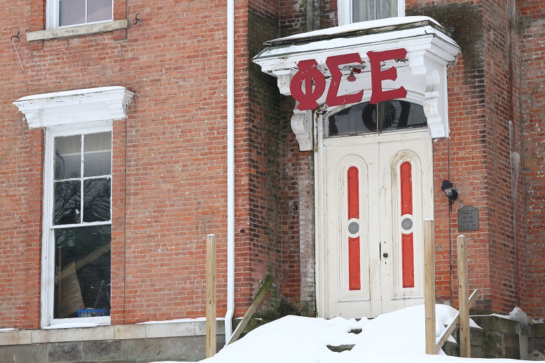 SUNY Geneseo: Further Action Possible Against Suspended PHIG Fraternity